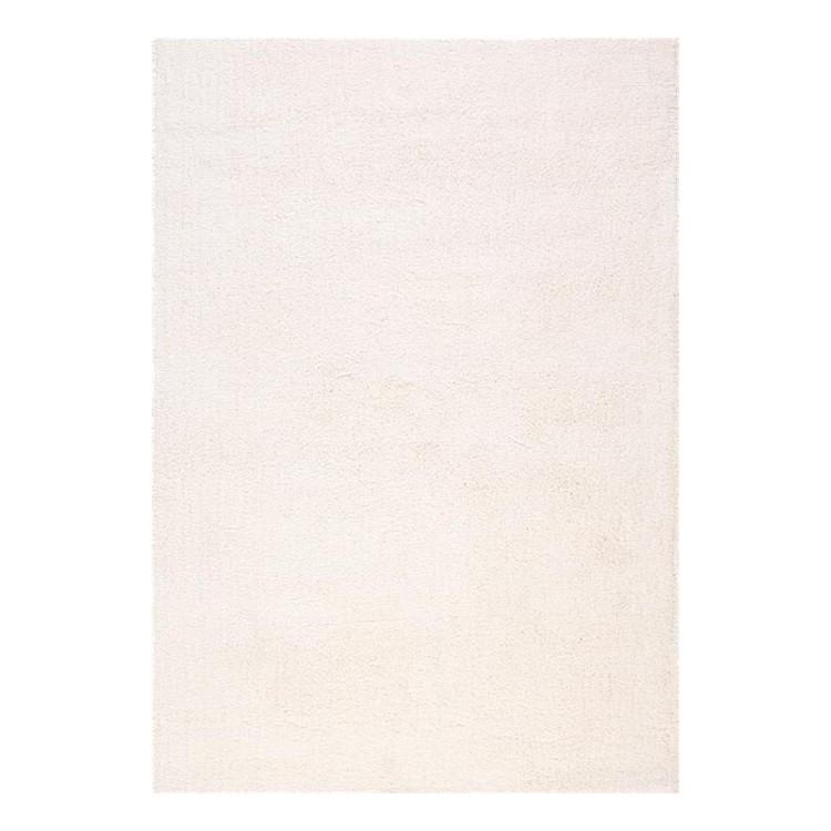 Teppich Ibiza – Weiß – 90 x 90 cm, Papilio günstig online kaufen