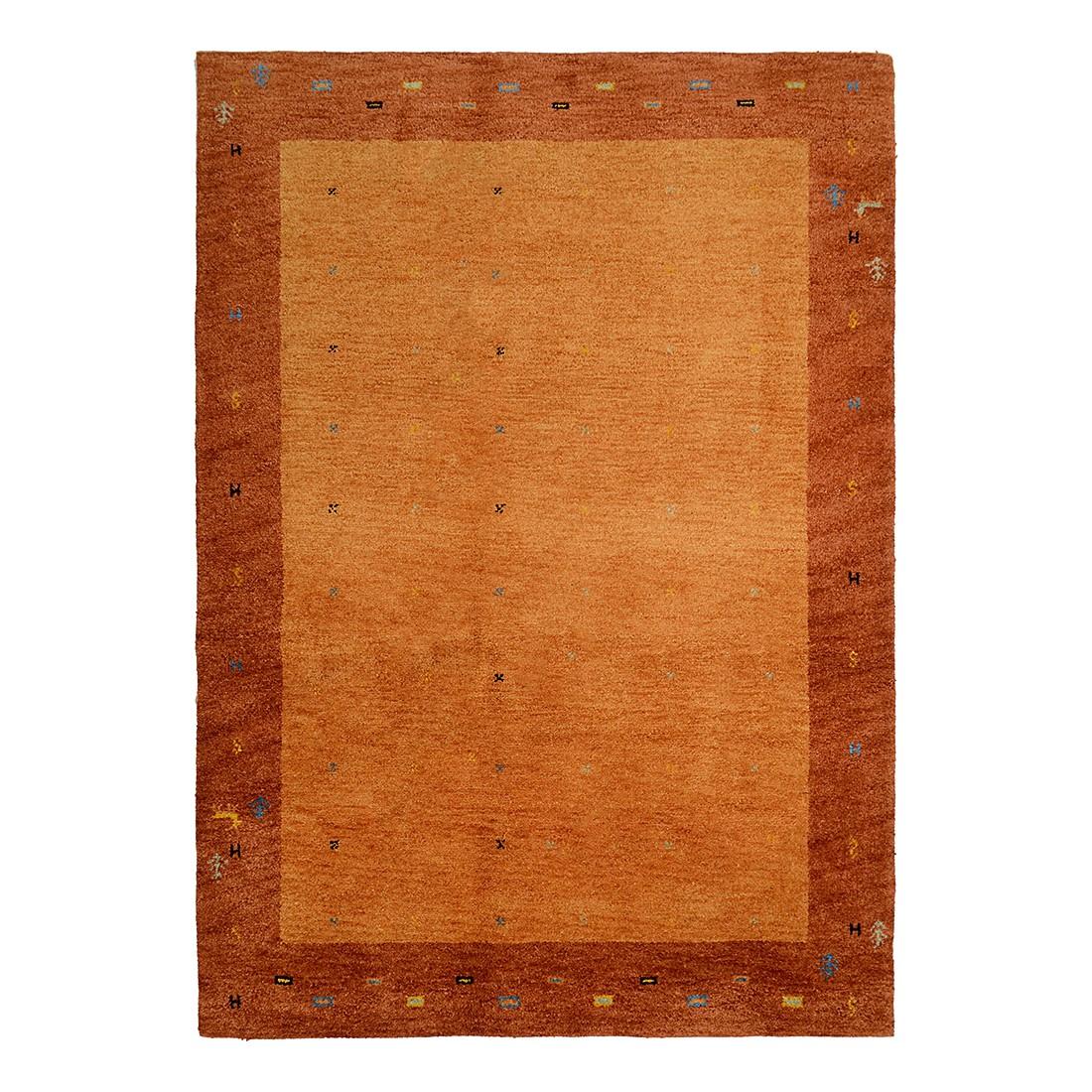 Teppich-Indo Gabbeh Vadodara – Rot – 170 x 240 cm, Parwis jetzt bestellen