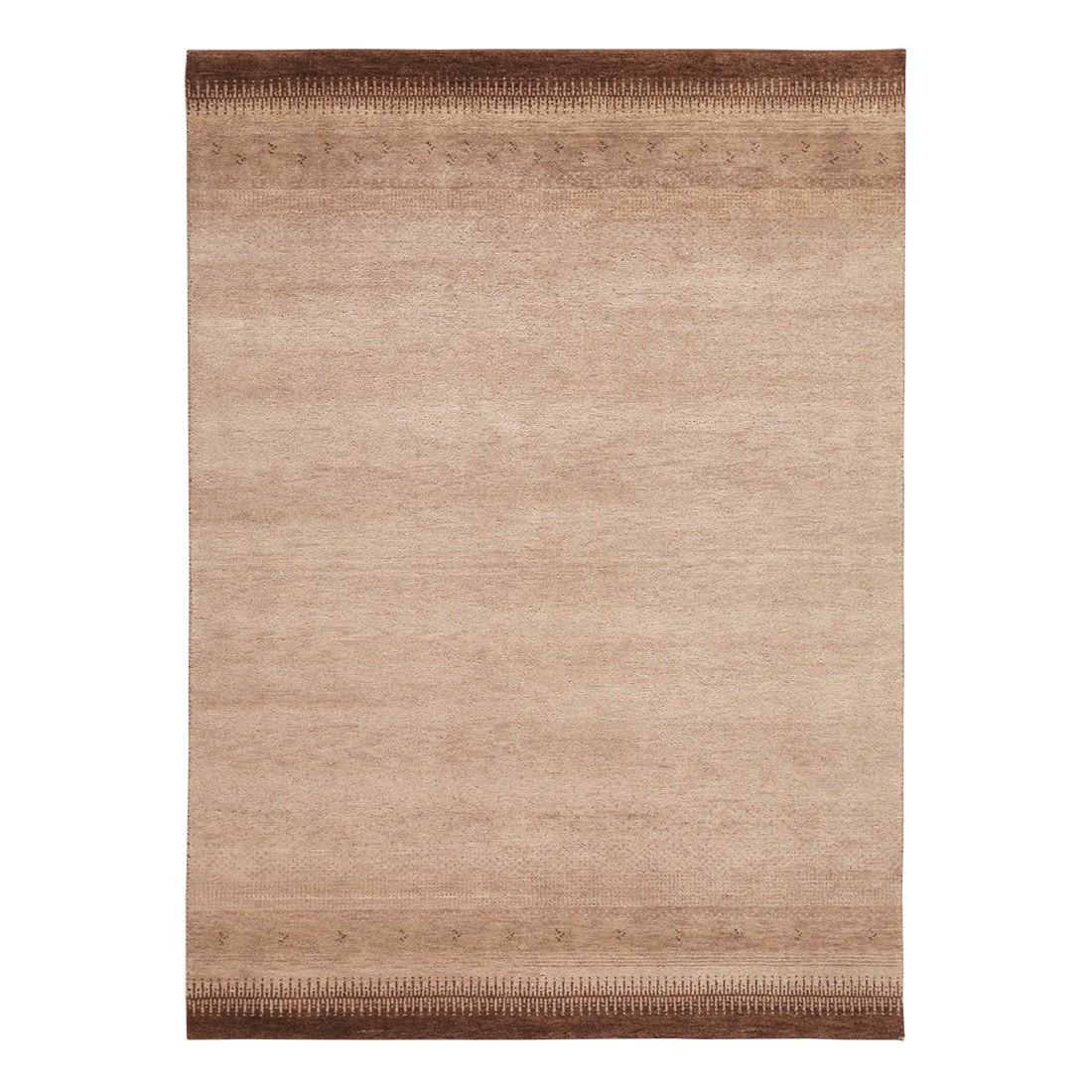 Teppich-Indo Gabbeh Vizianagaram – Braun – 120 x 180 cm, Parwis bestellen