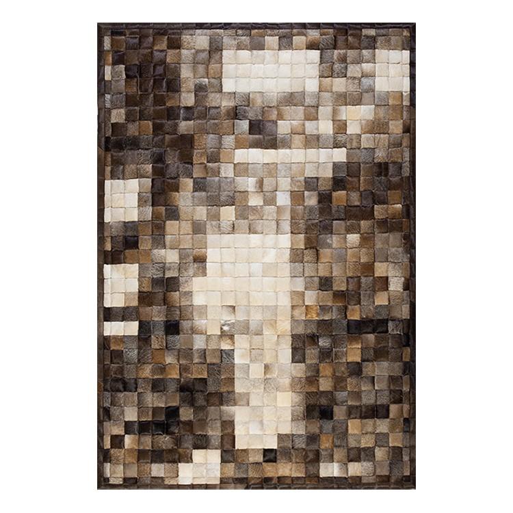 Teppich Jam Craft - Beige / Braun - 160 x 230 cm, Papilio