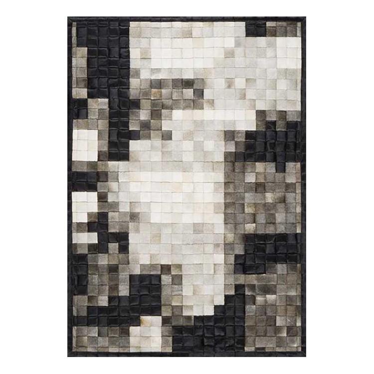Teppich Jam Craft - Beige / Schwarz - 200 x 290 cm, Papilio