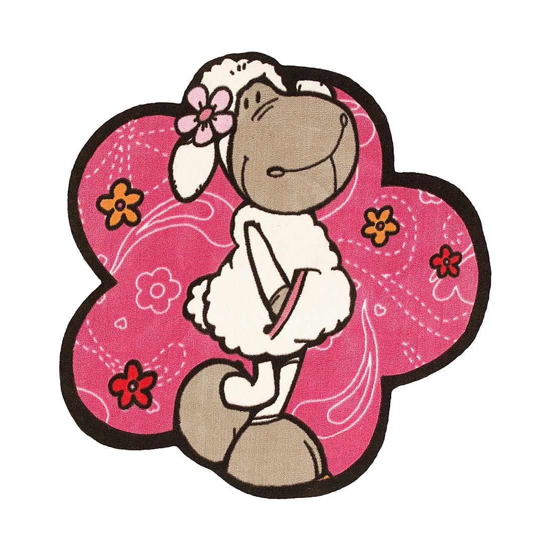 Teppich Jolly Rosa - Rosa, Nici