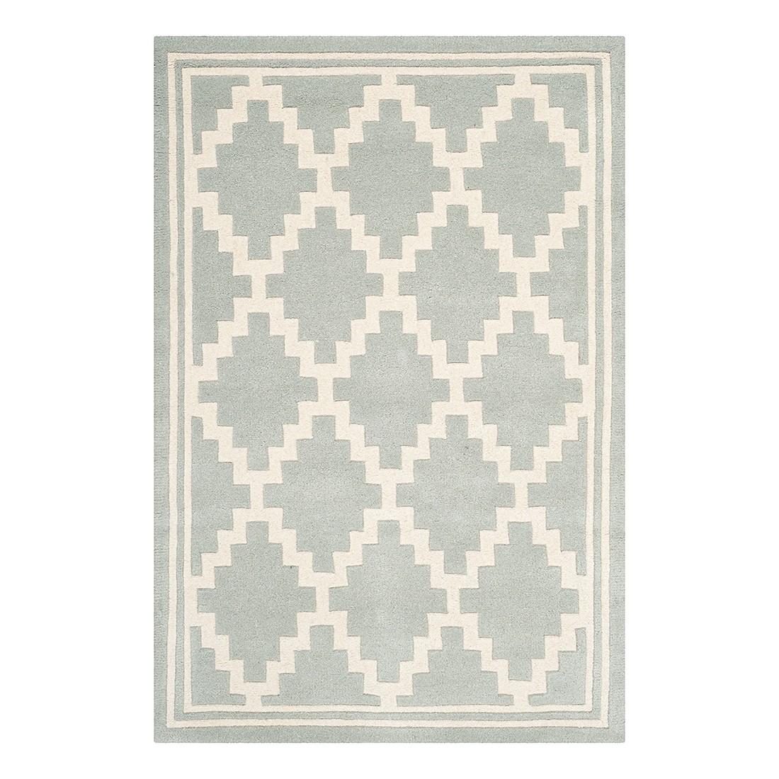 Teppich Langley – Grau/Elfenbein – Maße:  152 x 243  cm, Safavieh günstig