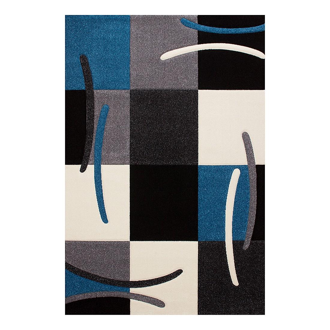 teppich fancy blau 80 x 150 cm obsession online bestellen. Black Bedroom Furniture Sets. Home Design Ideas