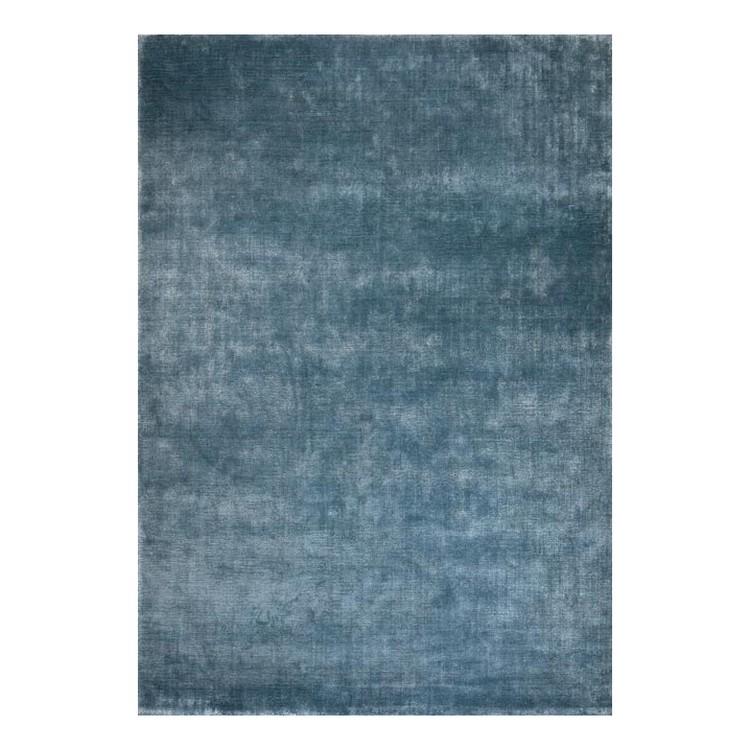 Teppich Linen Pride - 200 x 290 cm - Blau, Papilio
