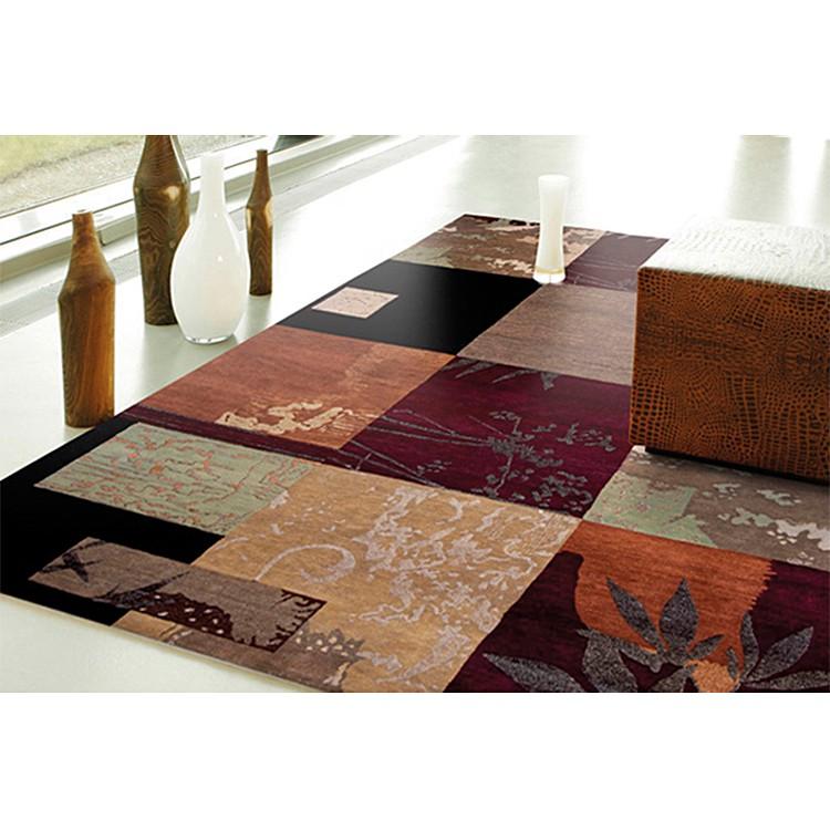 Teppich Lombard – Wolle/Bordeaux – 180 x 120 cm, Talis Teppiche günstig