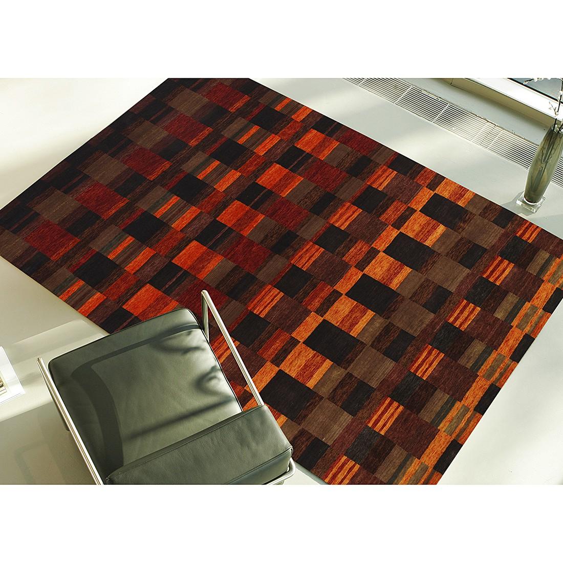 Teppich Lombard – Wolle/Rot – 80 x 250 cm, Talis Teppiche online bestellen