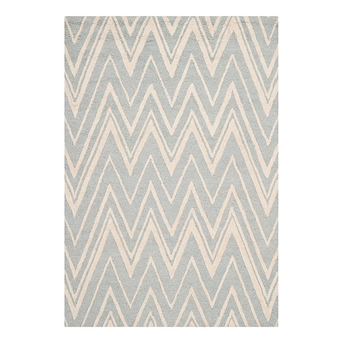 Teppich Luca – Grau/Elfenbein – Maße:  91 x 152  cm, Safavieh bestellen