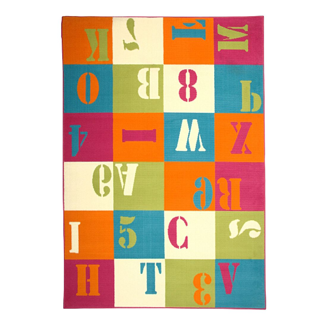 Teppich Luna Kids 551829 – Pink – 170 x 118 cm, KC-Handel günstig online kaufen