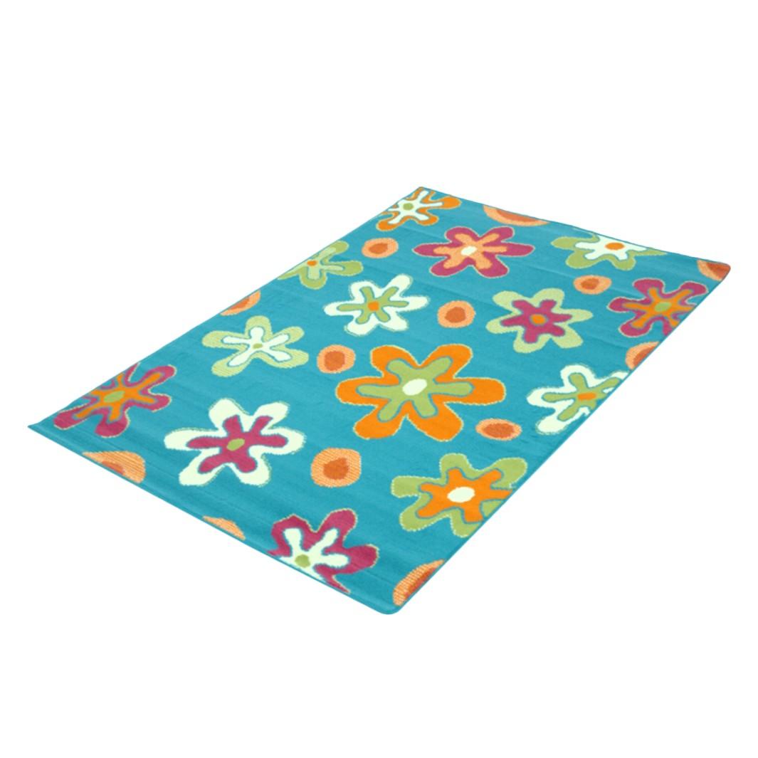 Teppich Luna Kids 551847 – Blau – 170 x 118 cm, KC-Handel online kaufen