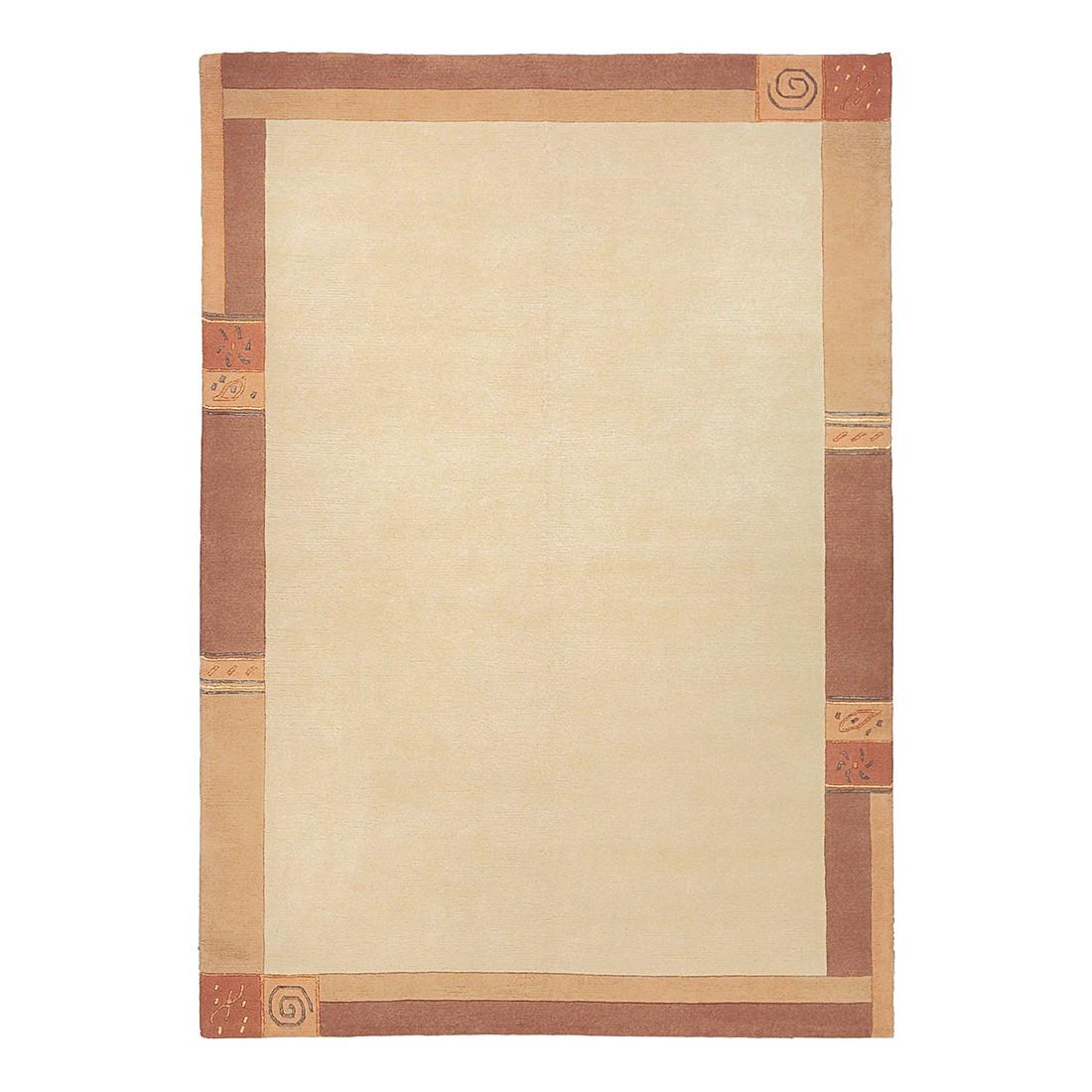 Teppich Manali – Wolle Vanilla – 120 cm x 180 cm, Luxor living günstig kaufen