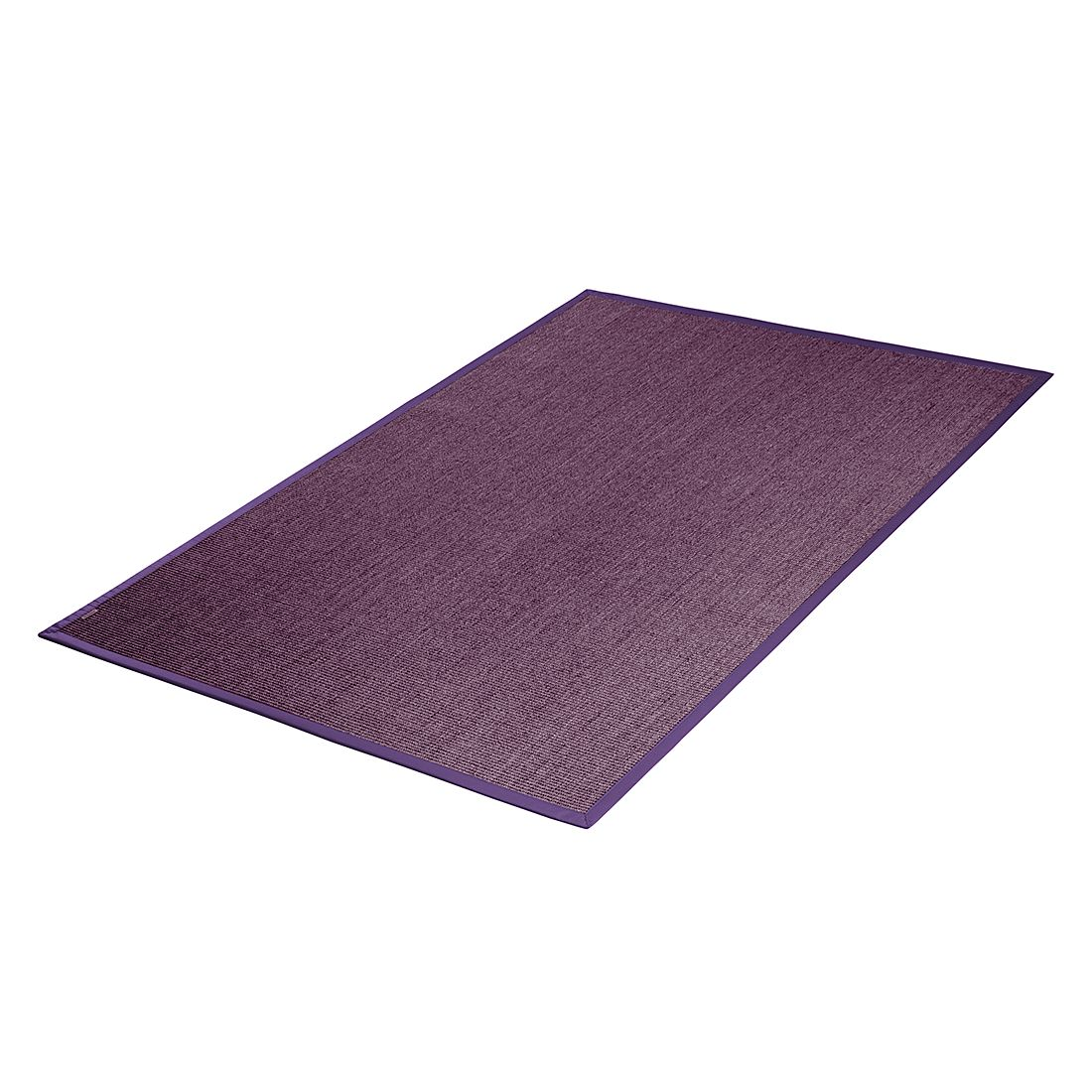 Teppich Mara A2 – Aubergine – 133 x 190 cm, DEKOWE günstig kaufen