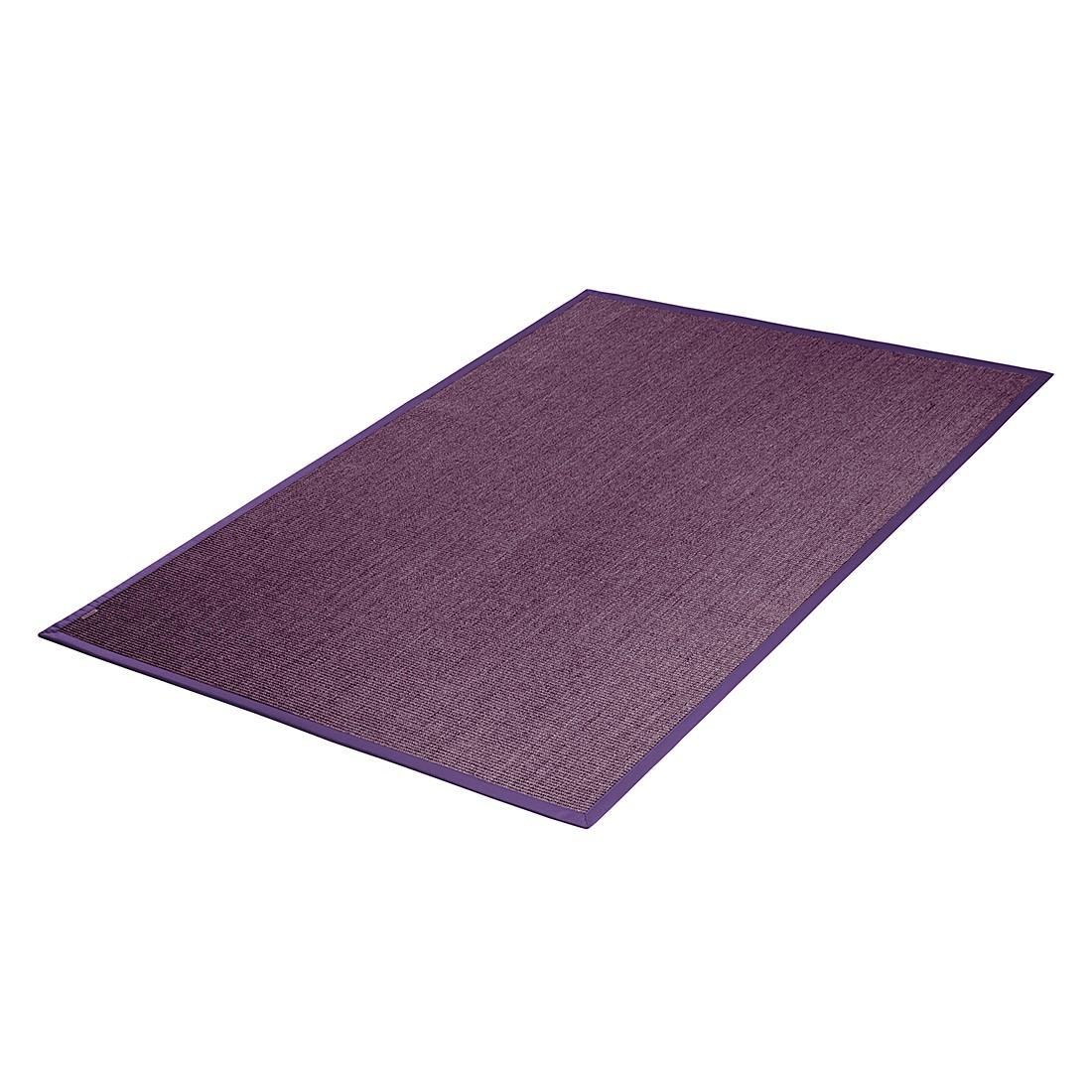Teppich Mara A2 – Aubergine – 80 x 250 cm, DEKOWE online bestellen