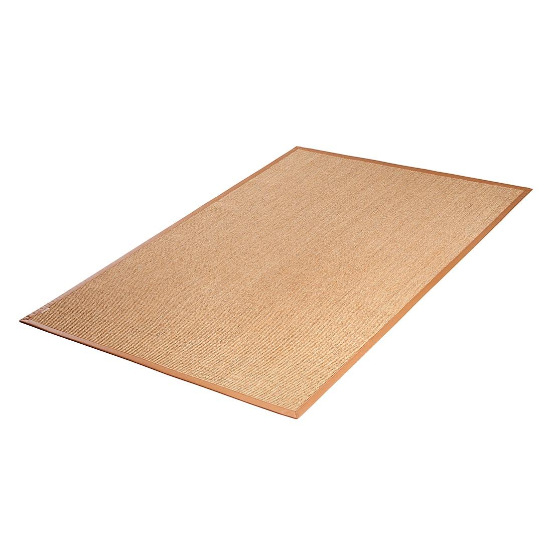 Teppich Mara A2 – Hellbraun – 80 x 160 cm, DEKOWE günstig bestellen