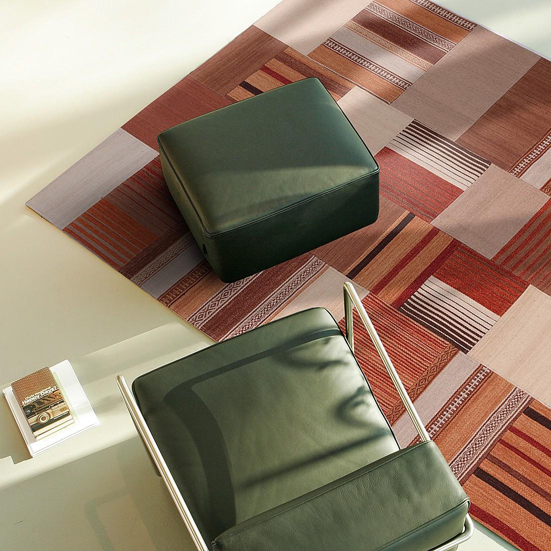 Teppich Mash Up – Wolle/Terrakotta – 200 x 140 cm, Talis Teppiche günstig bestellen