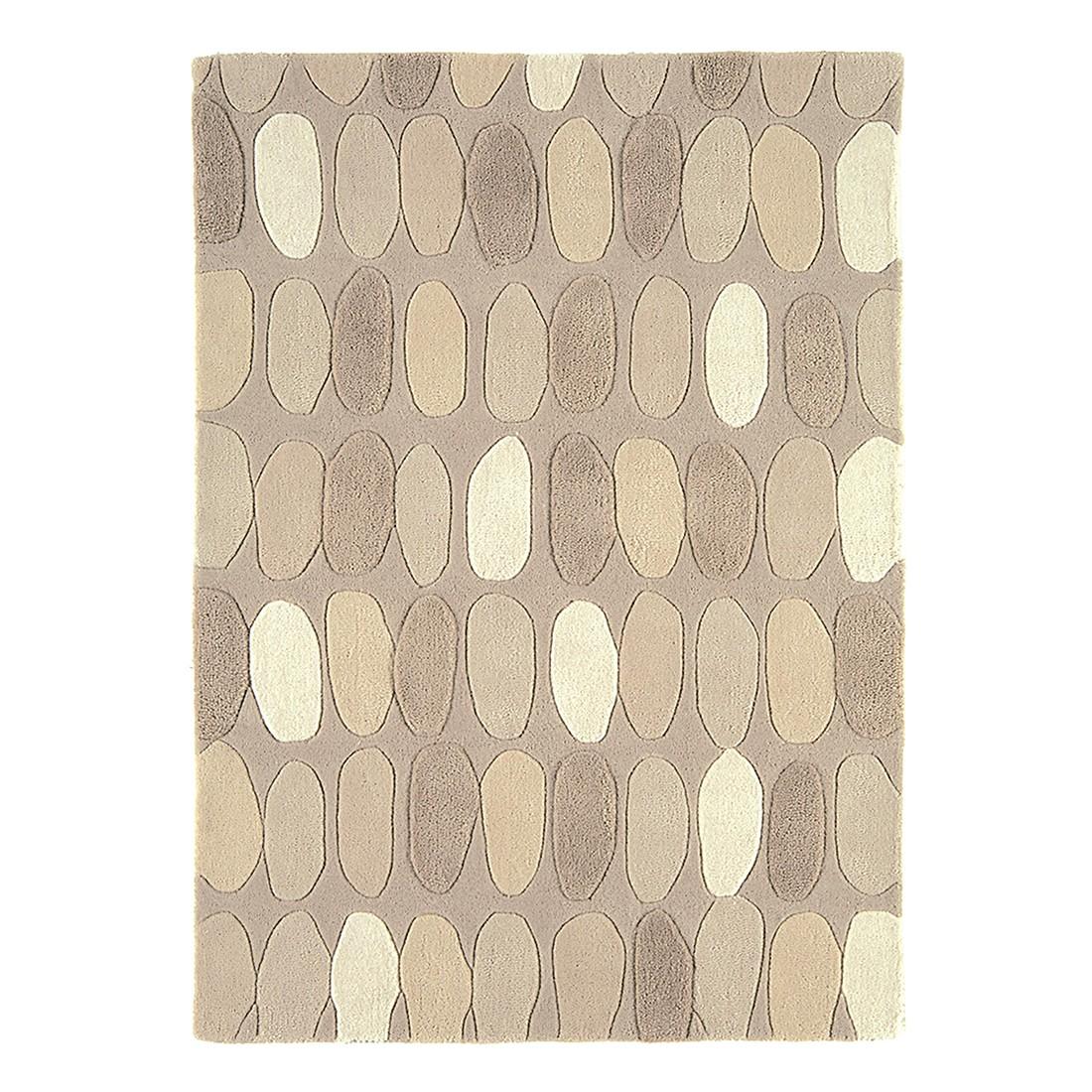 Teppich Matrix Sofia – Beige – 200 x 300 cm, benuta günstig kaufen