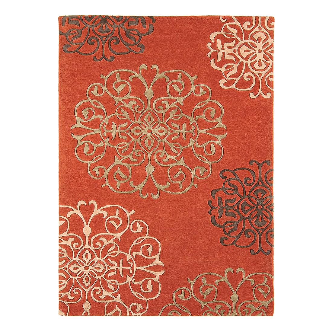 Teppich Matrix Tangier – Orange – 160 x 230 cm, benuta günstig
