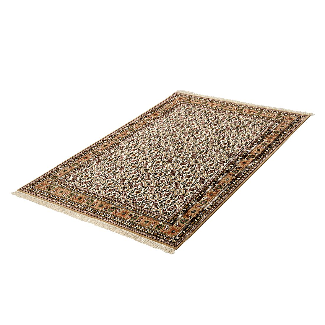 Teppich Matura Bidjar - Beige - 200cm x 300cm, Parwis