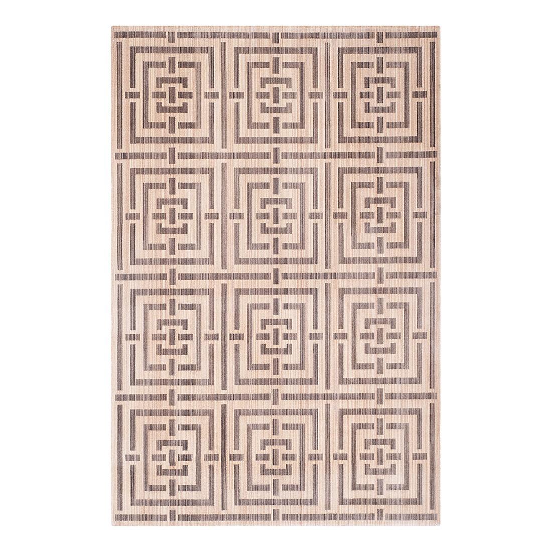 Teppich Mendoza – Gelb/Taupe – Maße: 121 x 182 cm, Safavieh günstig kaufen