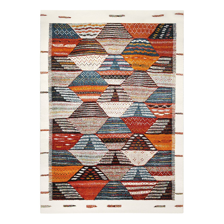 Teppich Modern Berber - Mehrfarbig - 120 x 170 cm, Wecon Home