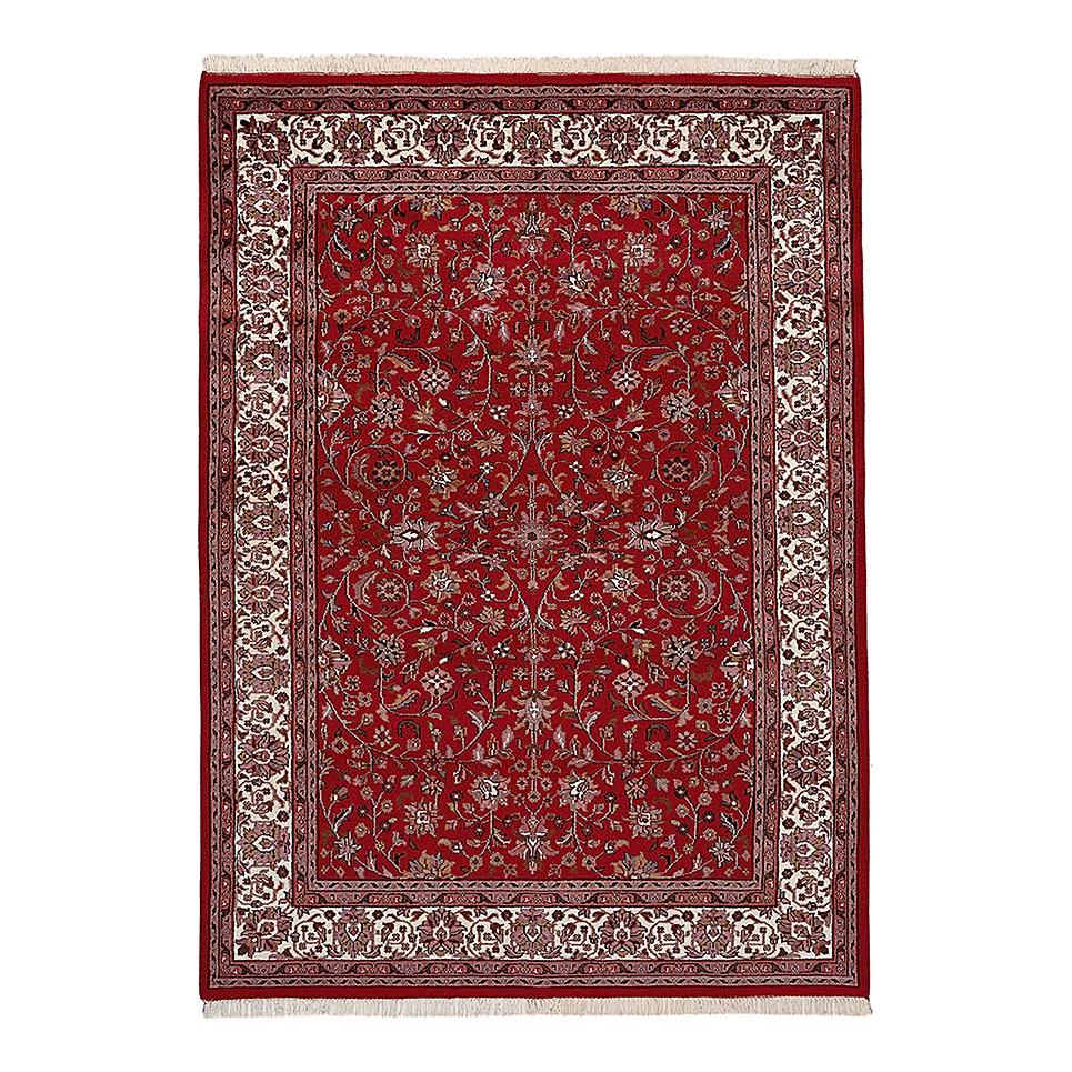 Teppich Mohammadi Täbriz - Rot - 200cm x 300cm, Parwis