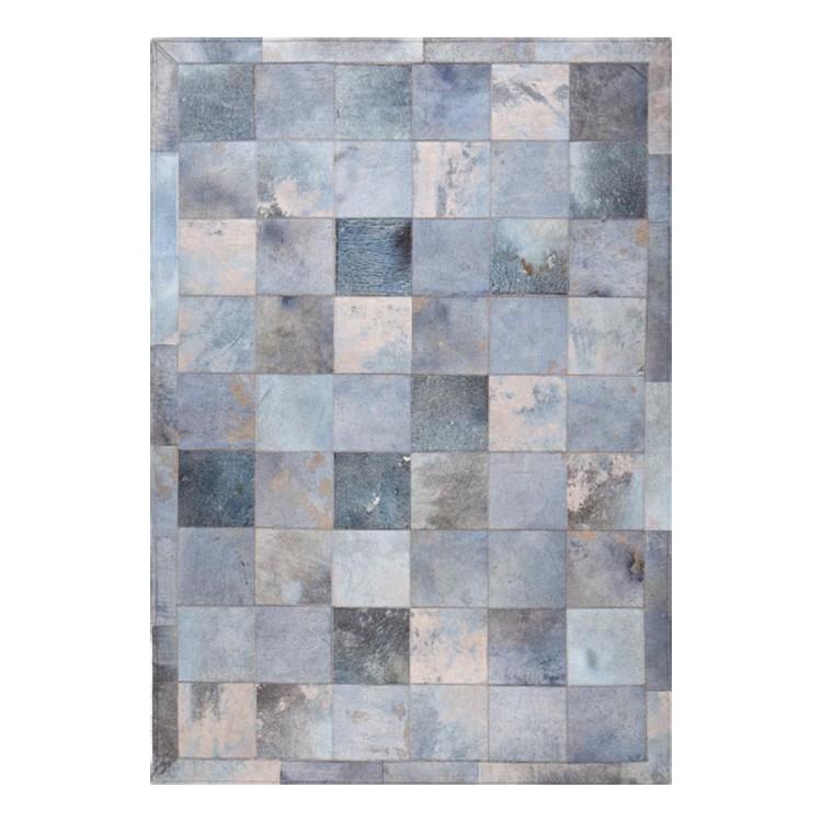 Teppich Myra - 240 x 340 cm - Blau, Papilio
