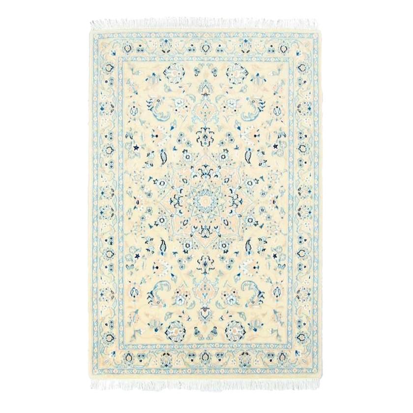 Teppich Nain Scherkat Royal - Beige - 200cm x 300cm, Parwis