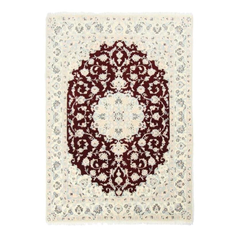 Teppich Nain Scherkat Royal – Rot – 120 x 200 cm, Parwis günstig bestellen