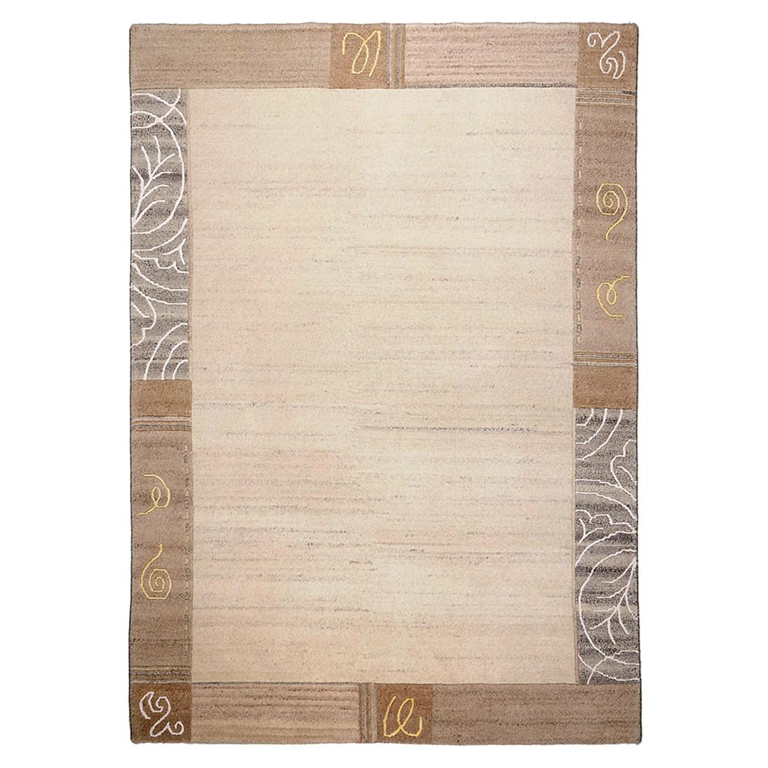 teppich nakarta wolle grau 190 cm x 290 cm theko die markenteppiche jetzt kaufen. Black Bedroom Furniture Sets. Home Design Ideas
