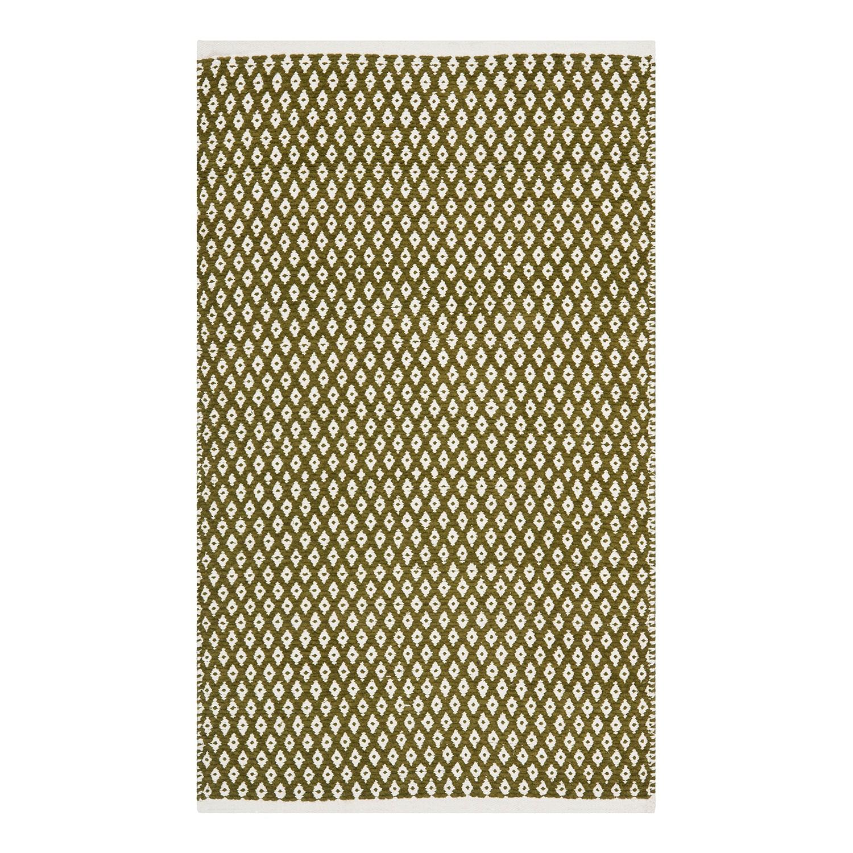 Teppich Nantucket – Olivgrün, Safavieh – MSAFT01179 – Möbel8