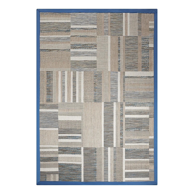 Teppich Naturino Patchwork - Blau - 133 x 190 cm Dekowe