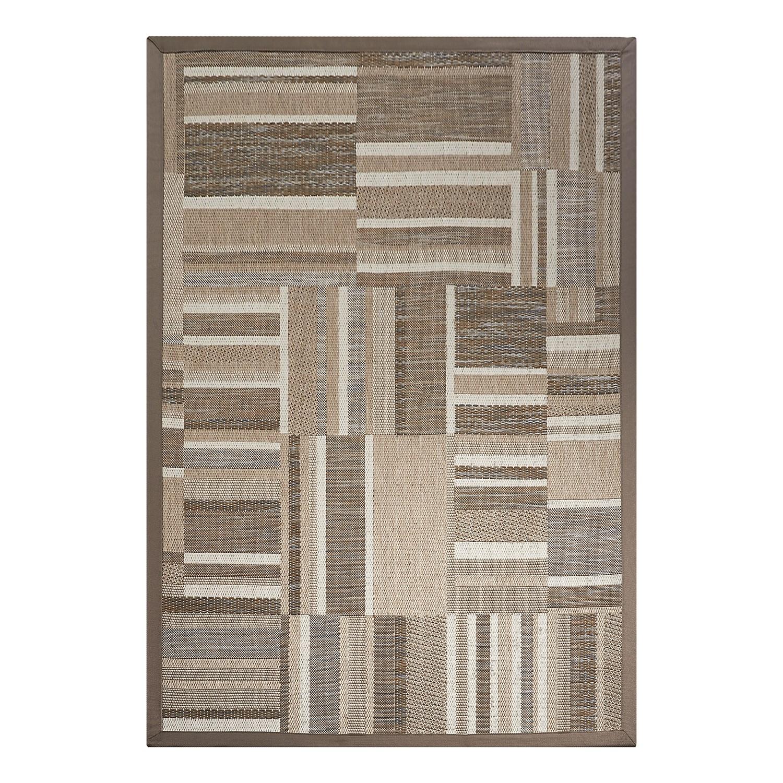 Teppich Naturino Patchwork - Grau - 67 x 133 cm Dekowe