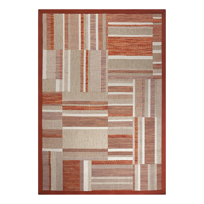Teppich Naturino Patchwork - Rot - 67 x 133 cm Dekowe