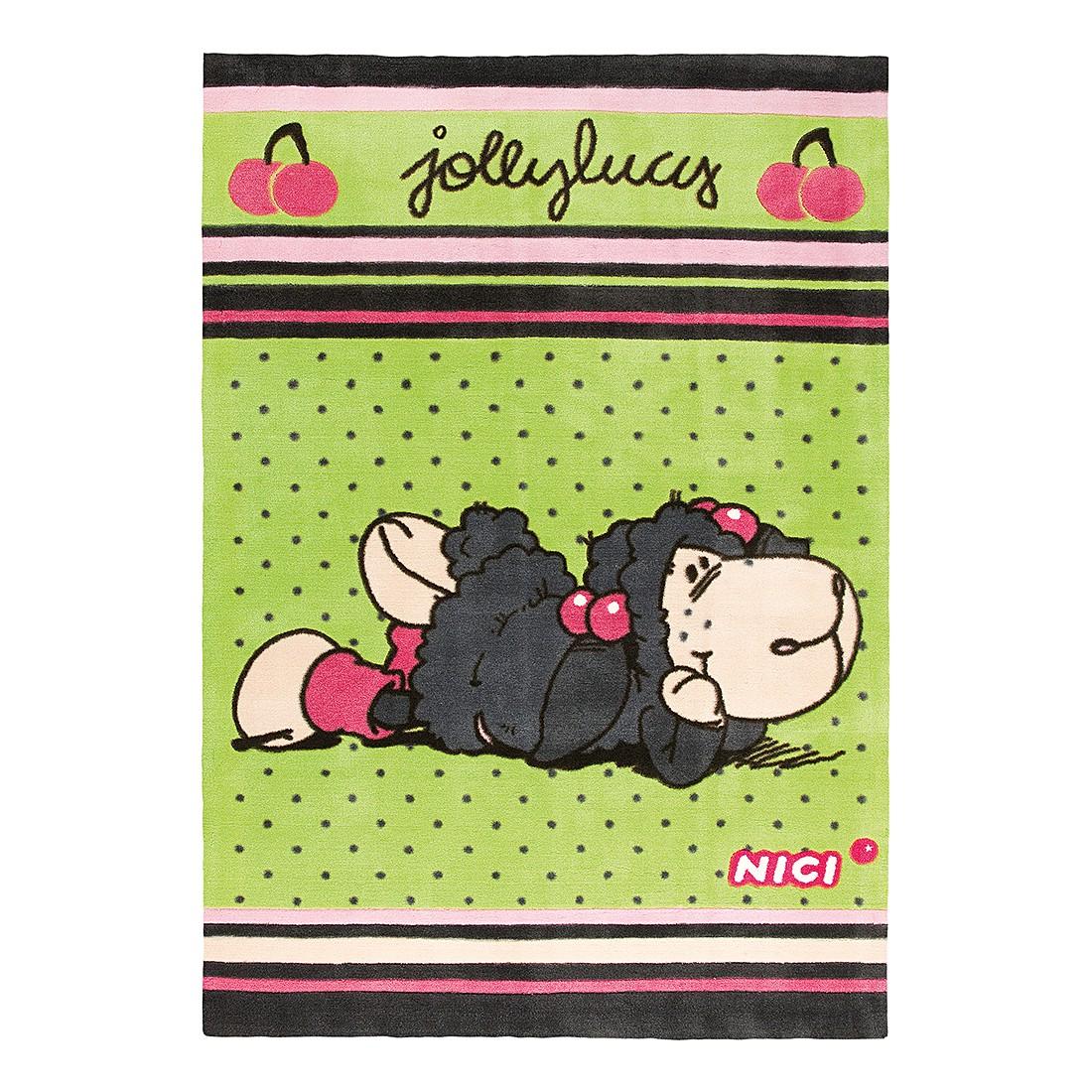 Teppich Jolly Lucy – Grün, Nici günstig bestellen