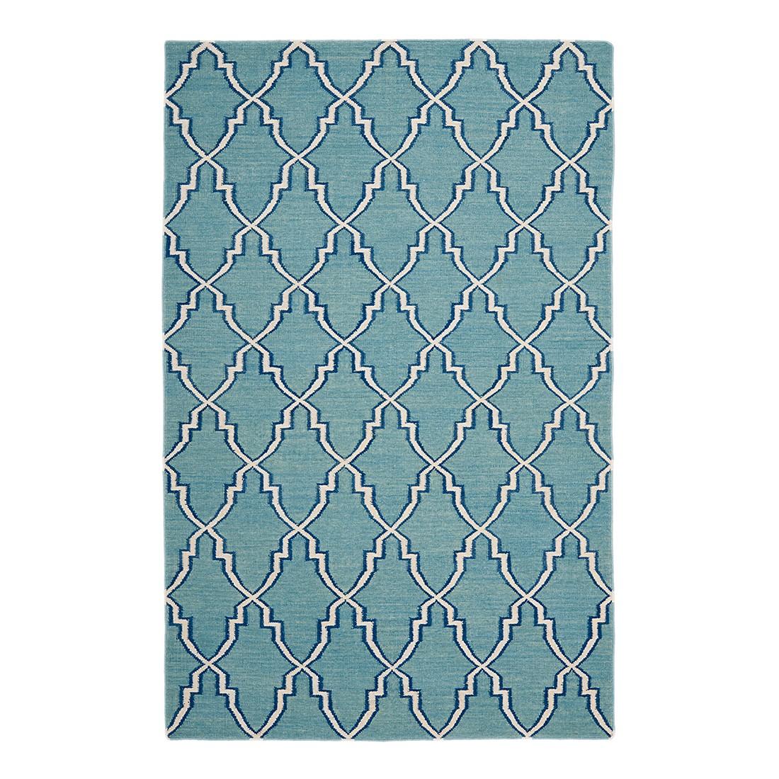 Teppich Nico – Hellblau/Creme – 92 x 153 cm, Safavieh jetzt bestellen
