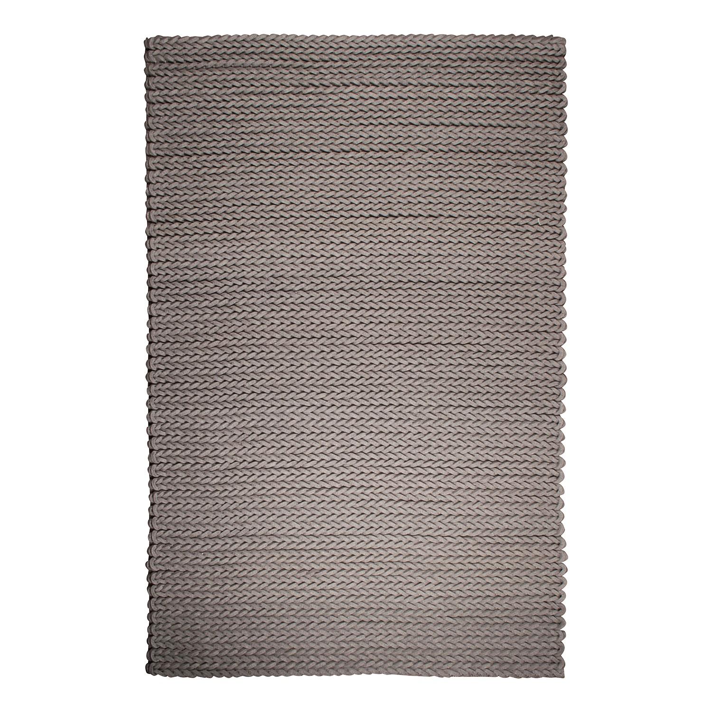 Teppich Nienke - Taupe - 200 x 300 cm, Zuiver
