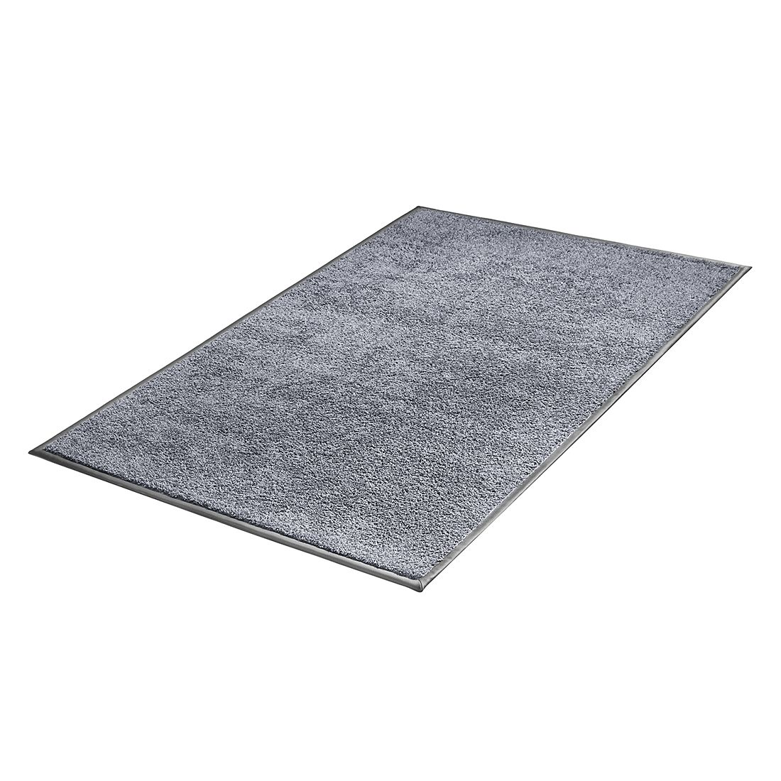 Teppich Noblesse Exclusiv – Grau – 67 x 133 cm, DEKOWE günstig online kaufen