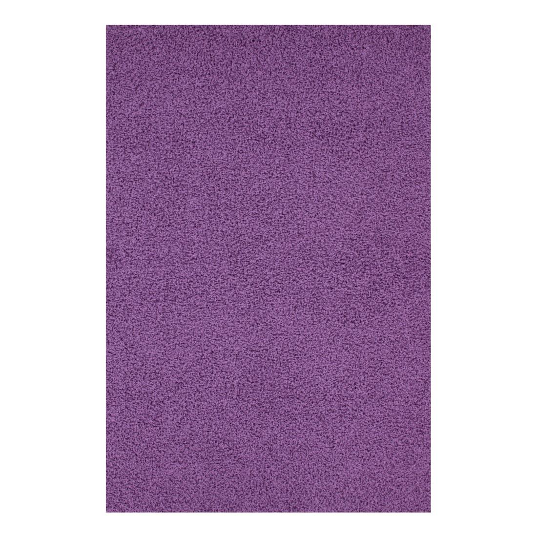 Teppich Oslo – Violett – 80 x 150 cm, Kayoom günstig online kaufen