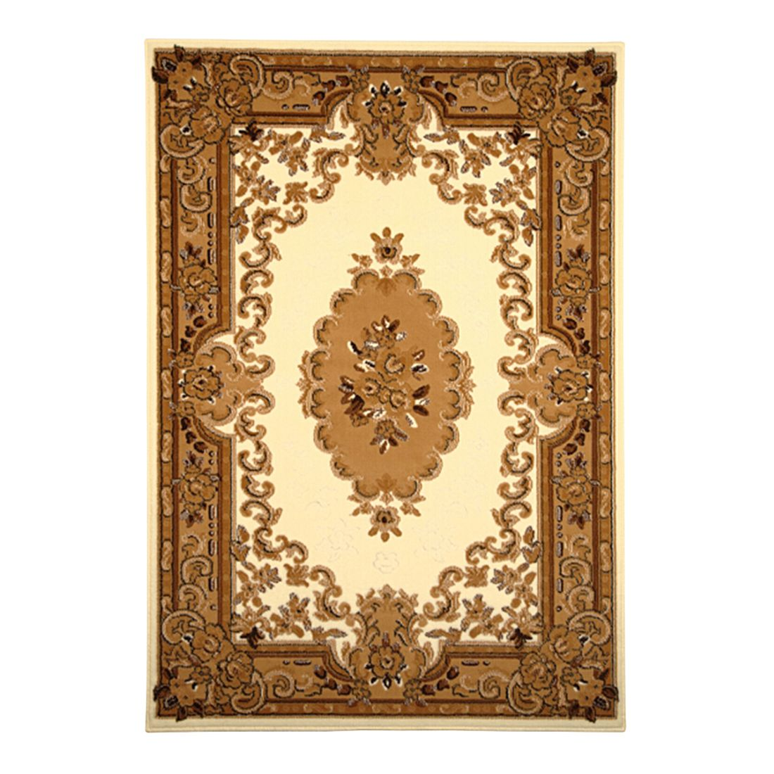 Teppich Peking 710490 – Creme – 340 x 70 cm, KC-Handel bestellen