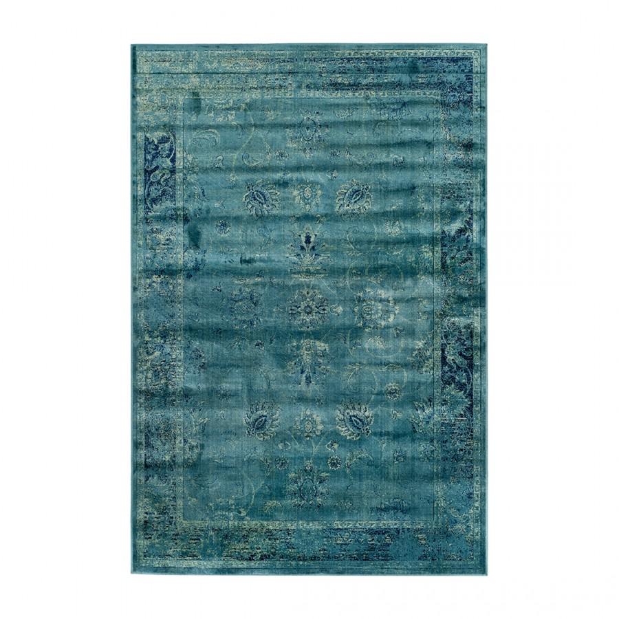 Teppich Peri Vintage – 200 x 290 cm – Türkis, Safavieh bestellen