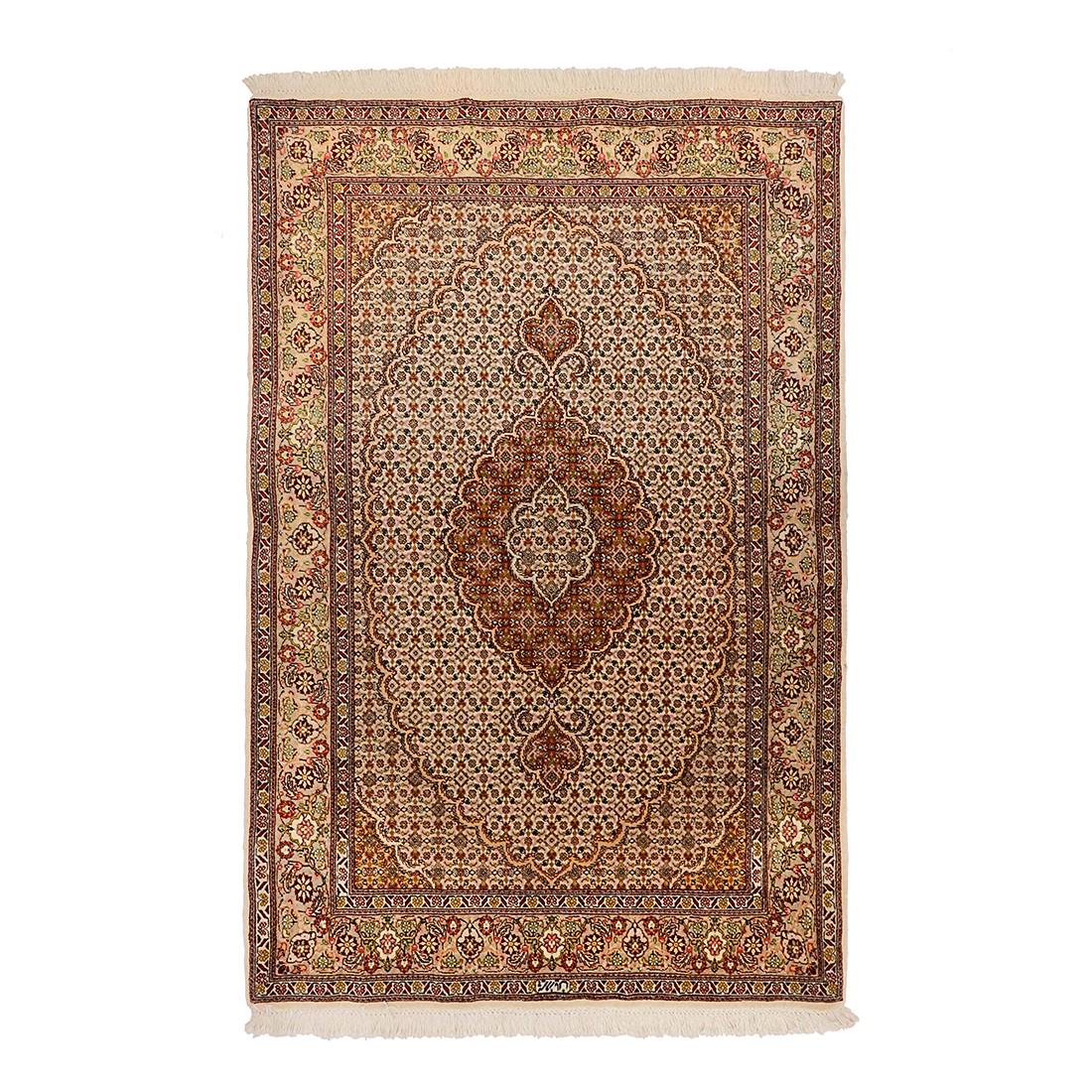 Teppich Persischer Täbriz Mahi – Beige – 170 x 240 cm, Parwis günstig kaufen