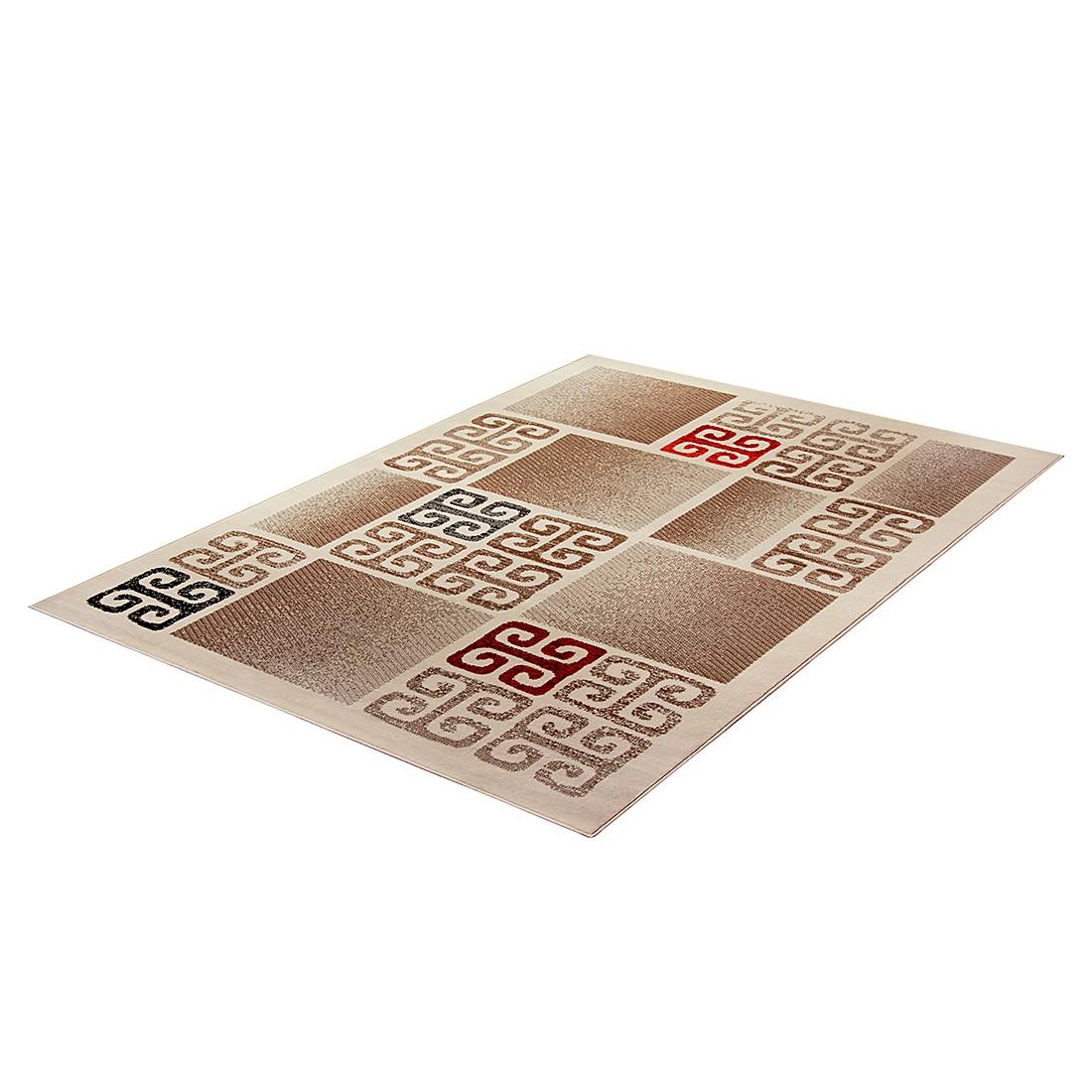 Teppich Prime Pile Simple – Beige/Braun – 190 x 280 cm, Hanse Home Collection günstig online kaufen