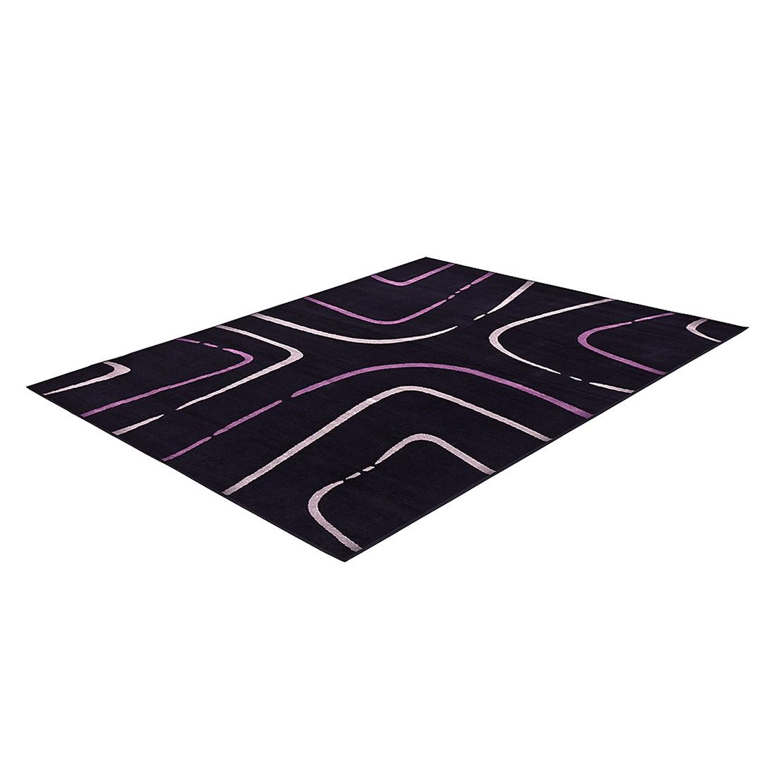 Teppich Prime Pile Abstract – Schwarz – 70 x 140 cm, Hanse Home Collection günstig bestellen