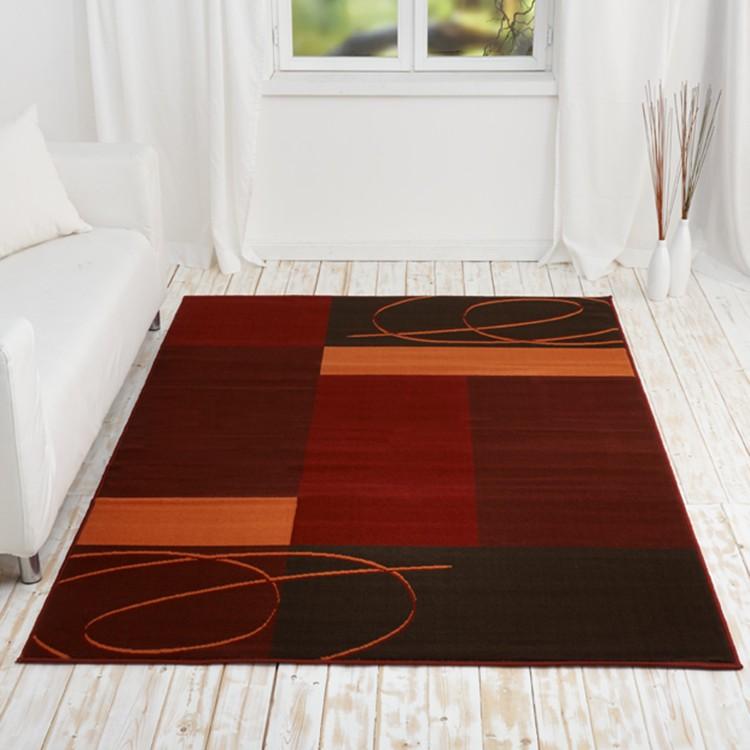 Teppich Prime Pile Colors – Rot – 190 x 280 cm, Hanse Home Collection jetzt bestellen