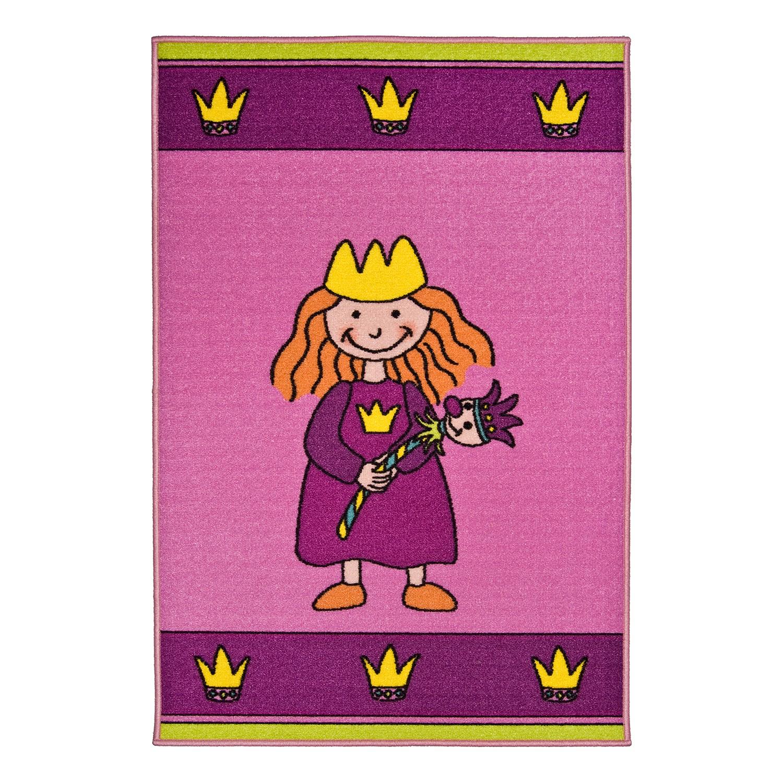 Kinderteppich Prinzessin, andiamo