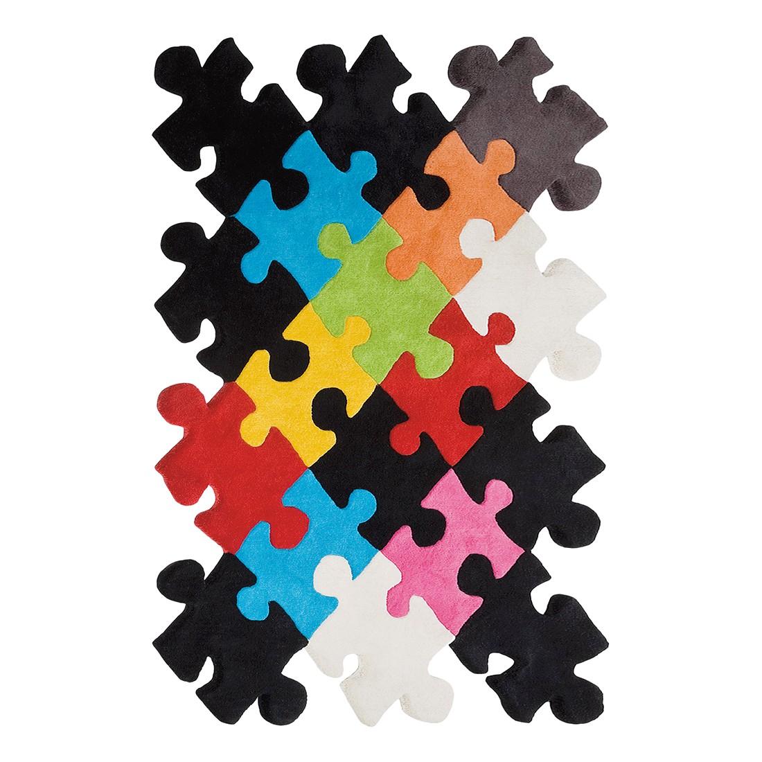 Teppich Puzzle – Wolle Mehrfarbig, Kare Design jetzt bestellen