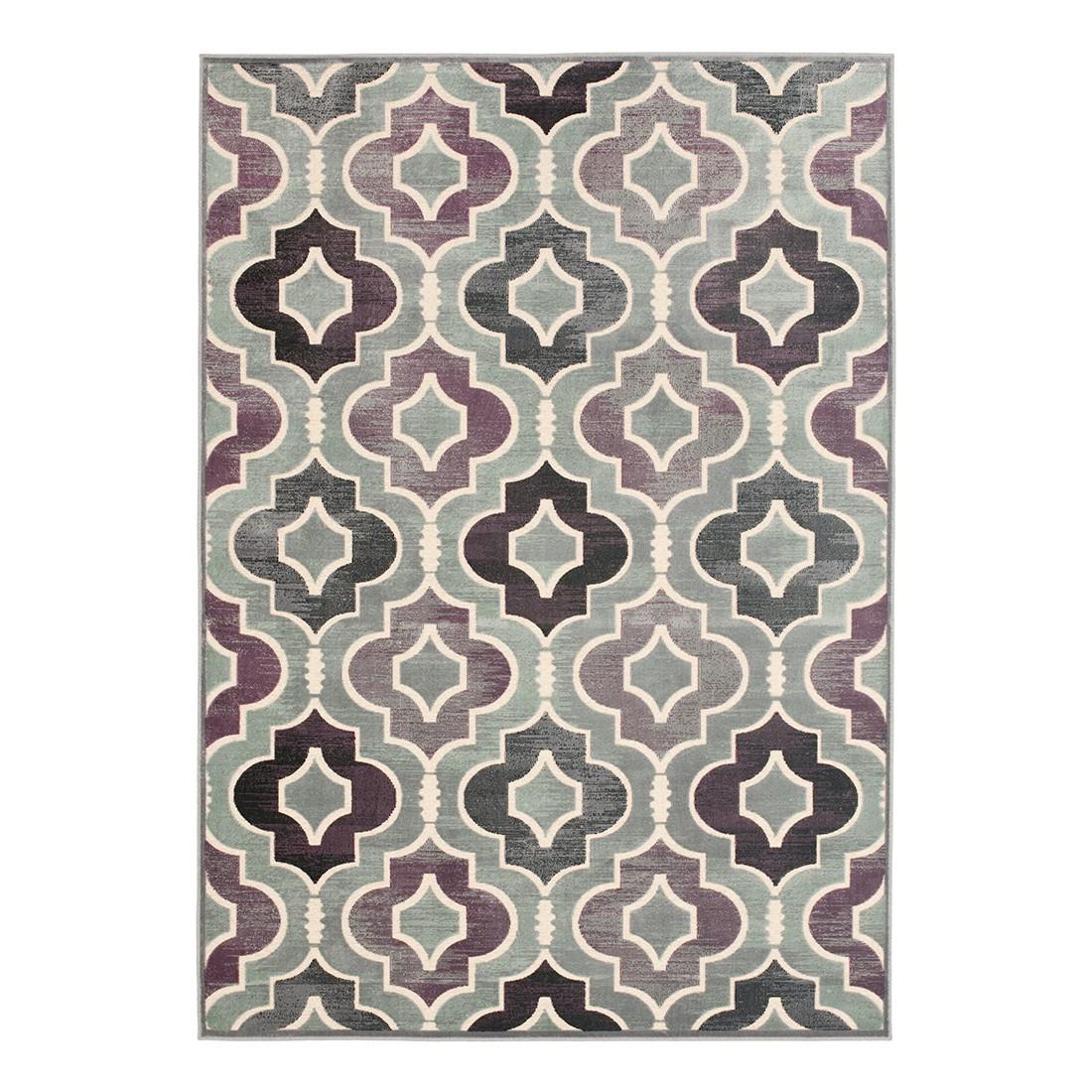 Teppich Riva – Grau/Mehrfarbig – Maße: 161 x 229 cm, Safavieh günstig bestellen