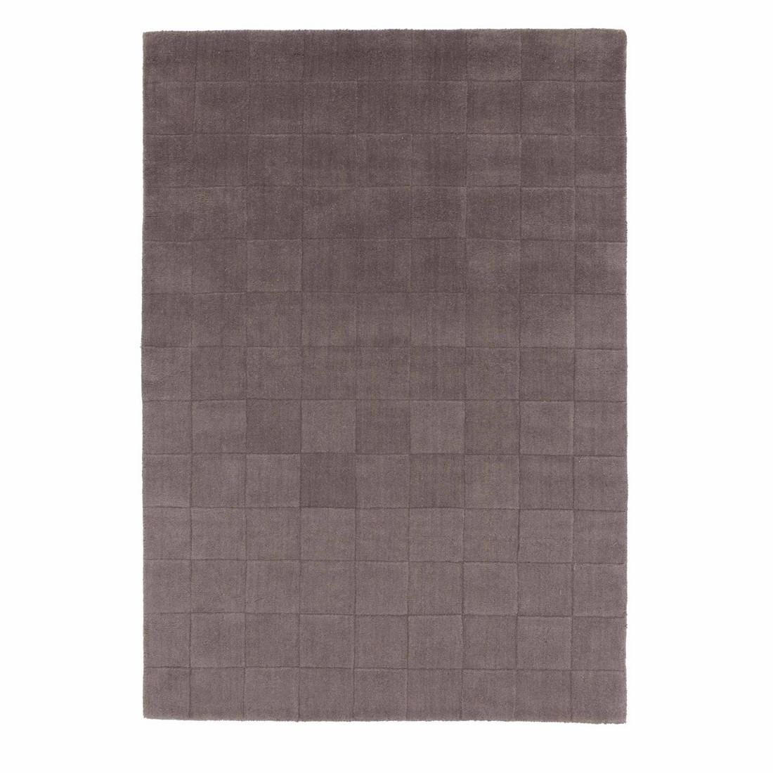 Teppich Ronde – Schurwolle – Hellgrau – 300×200, Urbanara online kaufen