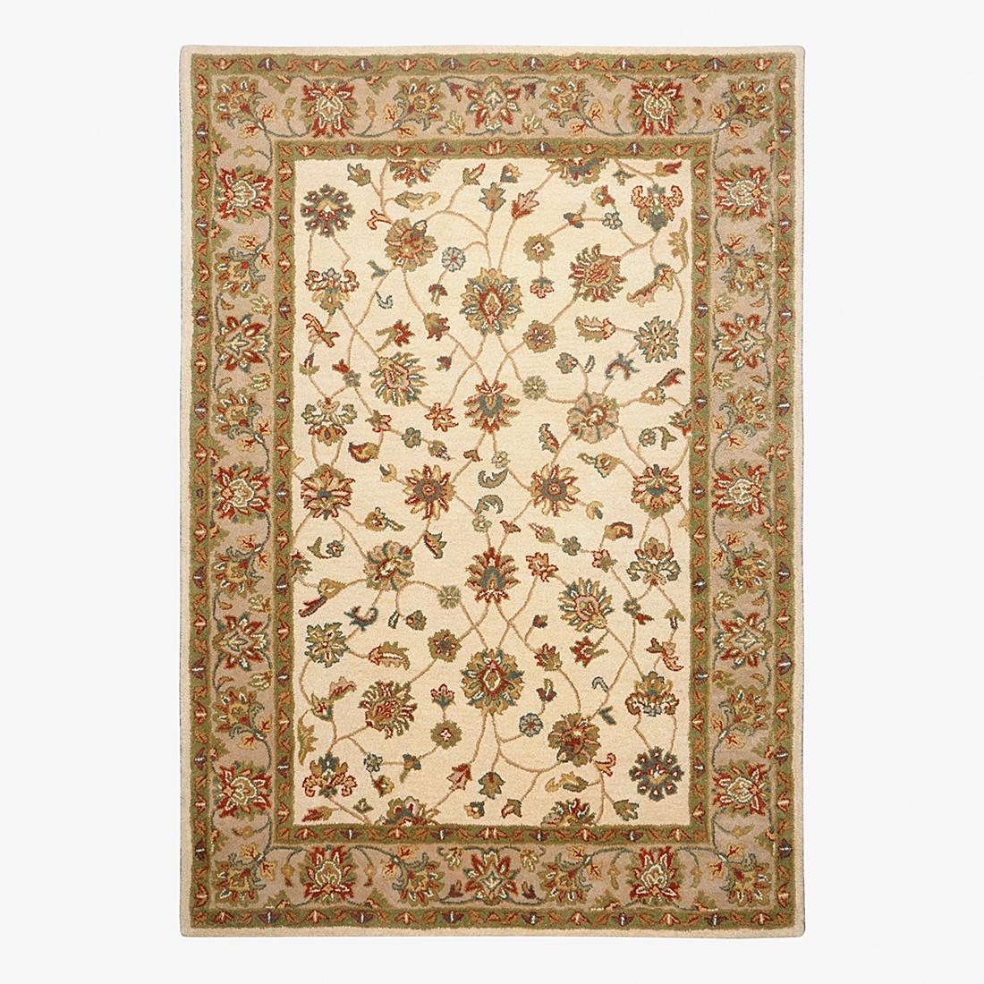 Teppich Royal Ziegler – Wolle/Beige – 240 cm x 340 cm, THEKO die markenteppiche günstig online kaufen