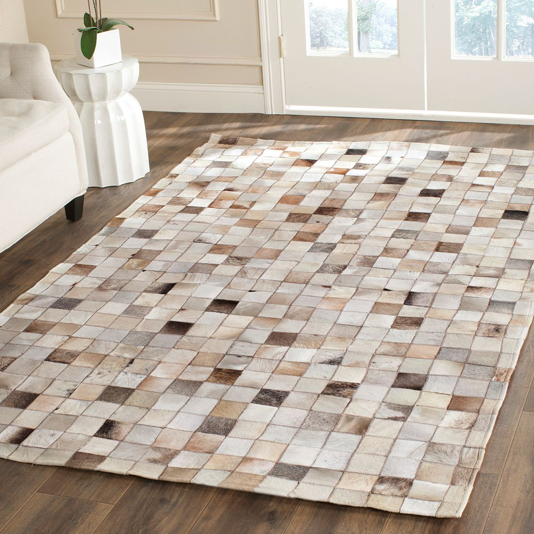Teppich Sadie – Beige/Mehrfarbig – 122 x 183 cm, Safavieh online bestellen
